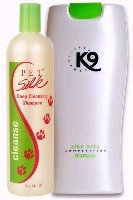 PetSilk und K9 Competition Shampoo